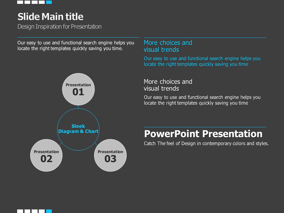 simple ppt template