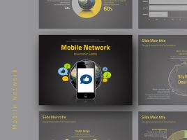 모바일 네트워크 피피티