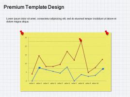 Memo Design Line Chart