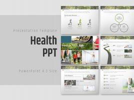 스포츠 건강 PPT