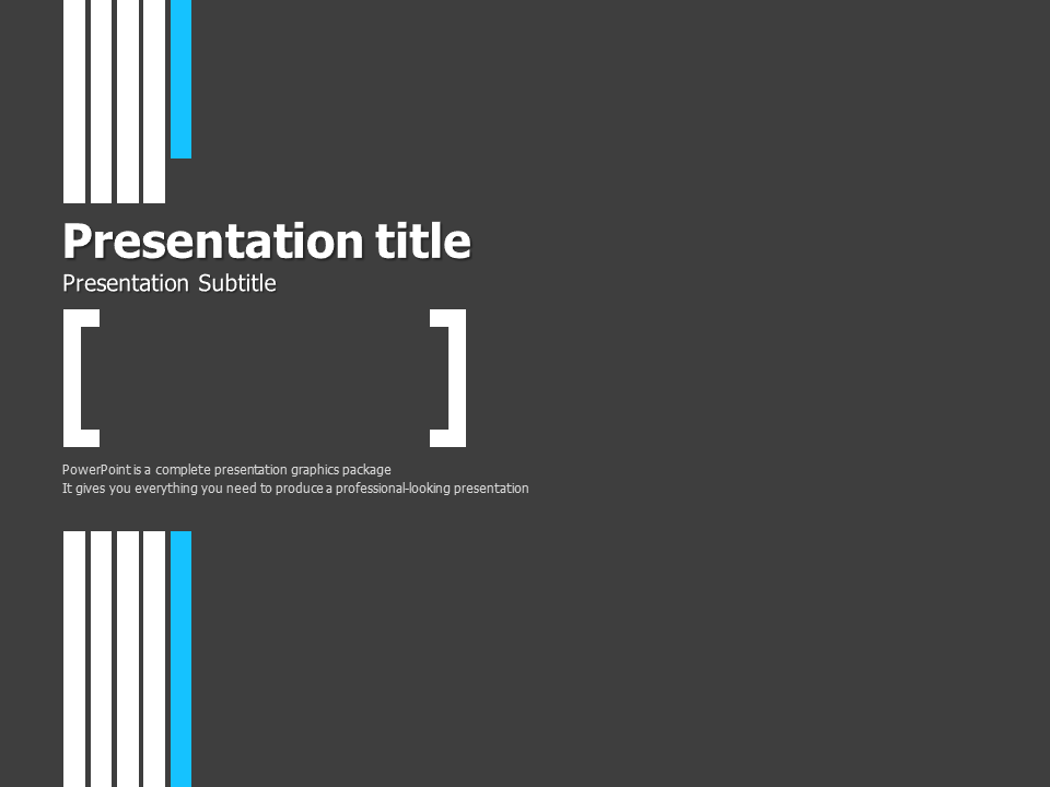Simple Ppt Template Goodpello