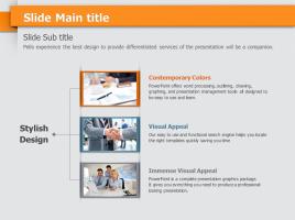 비즈니스 이미지 확산성 다이어그램