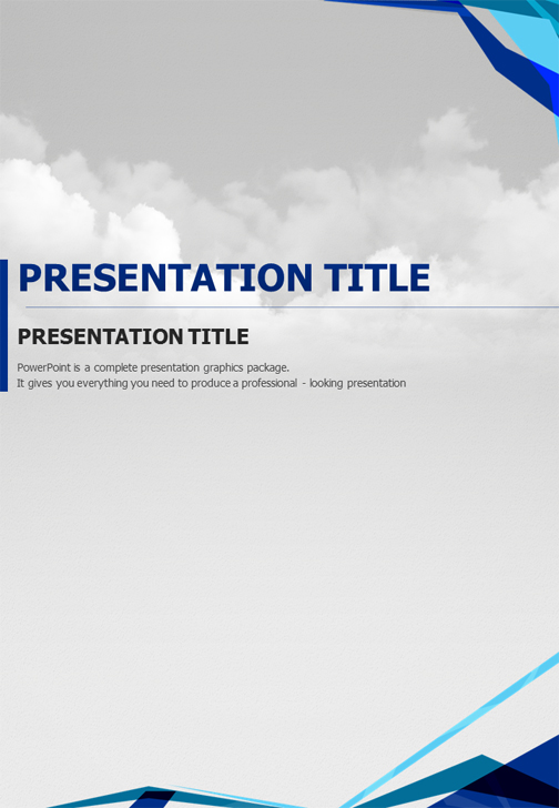 Sky blue line ppt template vertical goodpello sky blue line ppt template vertical toneelgroepblik Images