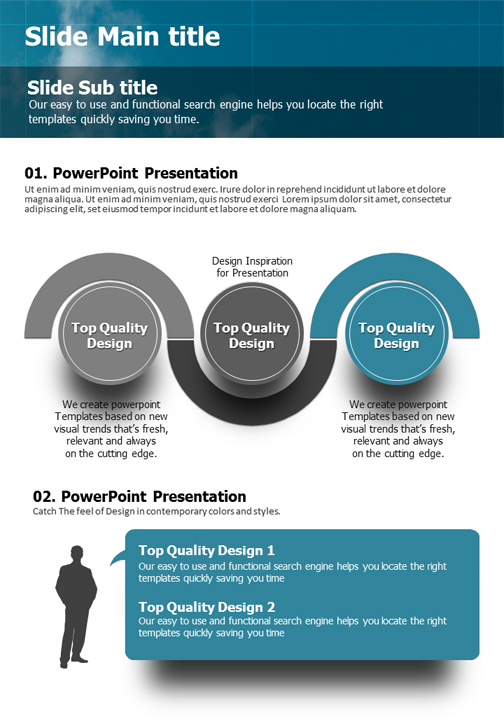 Sky powerpoint template vertical goodpello about sky powerpoint template vertical toneelgroepblik Images