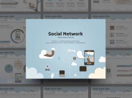 Social Network PPT