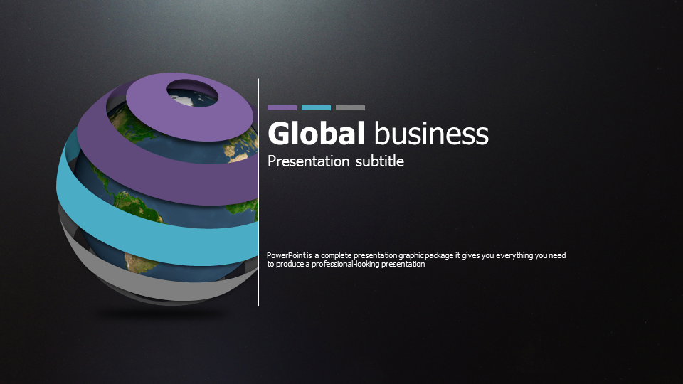 Global business powerpoint template wide goodpello global business powerpoint template wide toneelgroepblik Image collections