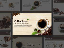 Coffee PowerPoint Wide