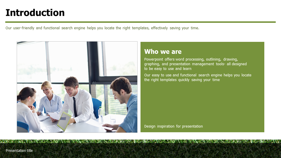 Green energy powerpoint template wide goodpello green energy powerpoint template wide toneelgroepblik Choice Image