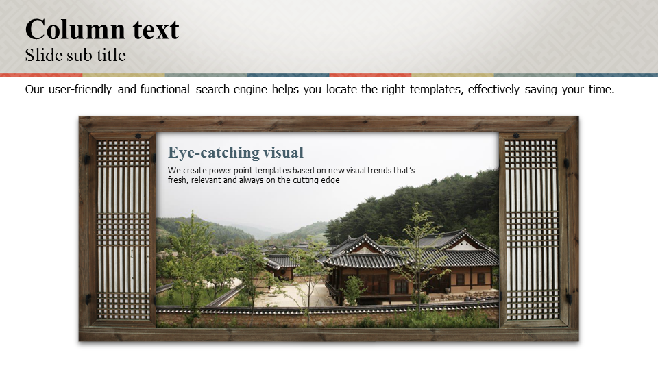 Korean culture ppt wide goodpello about korean culture ppt template toneelgroepblik Image collections