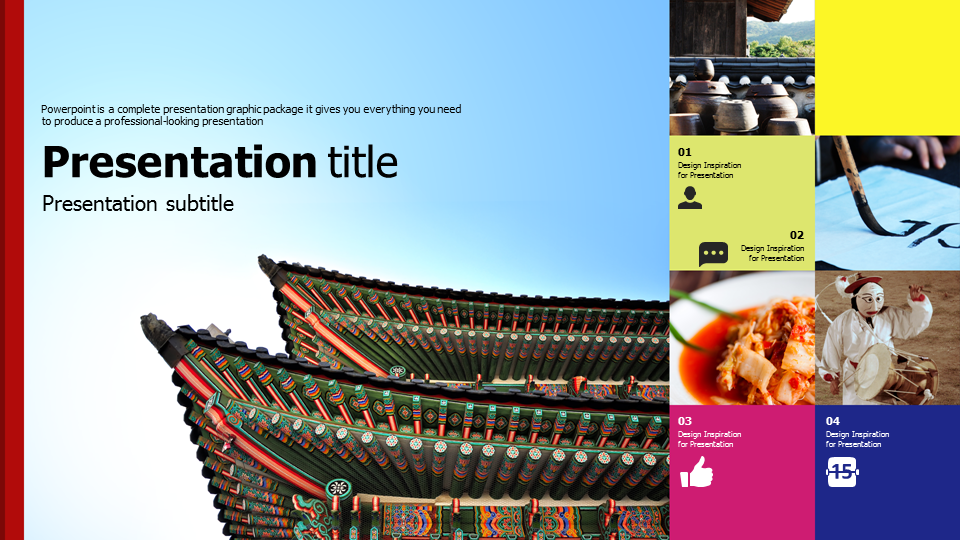 Korea ppt wide goodpello about korea ppt template toneelgroepblik Gallery