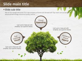 자연 테마 확산성 다이어그램 6