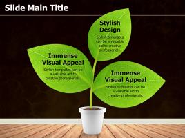 나뭇잎 이미지 연결성 다이어그램