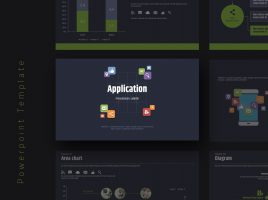 App Presentation Template Wide
