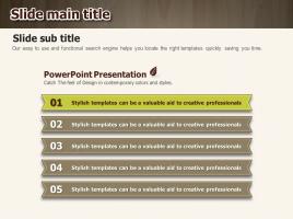 심플 그래픽 메트릭스 다이어그램 14