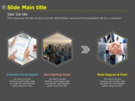 비즈니스 이미지 내포성 다이어그램