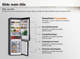 냉장고 이미지 내포성 다이어그램