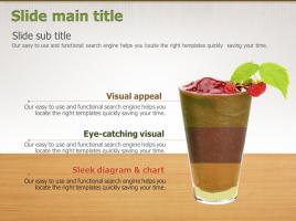 음료 이미지 내포성 다이어그램