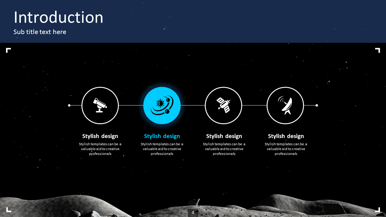 Space Exploration PPT Wide – Goodpello
