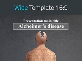 알츠하이머 와이드 프레젠테이션
