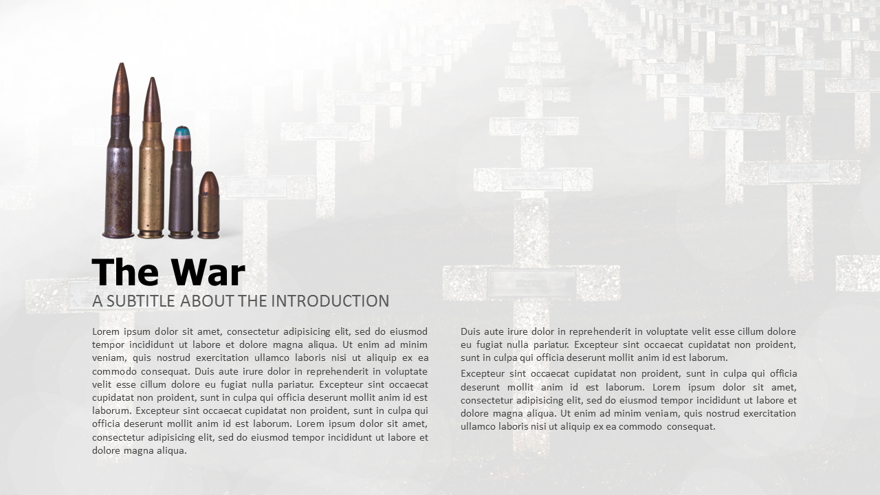 War powerpoint template gallery templates example free download war powerpoint template 28 images civil war powerpoint war powerpoint template war powerpoint template wide goodpello toneelgroepblik Gallery