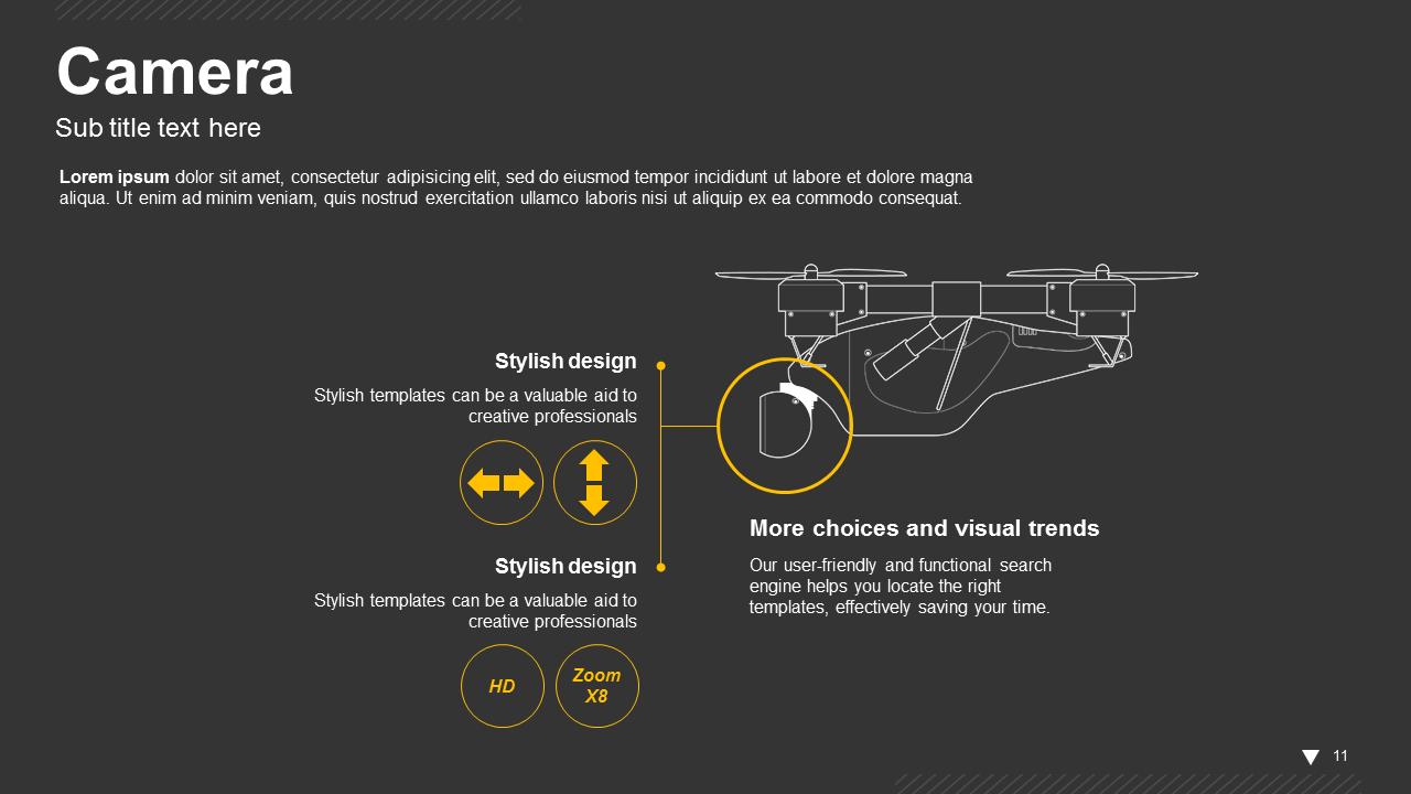 drone ppt wide  u2013 goodpello