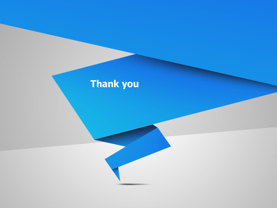 Origami animated powerpoint template goodpello toneelgroepblik Images
