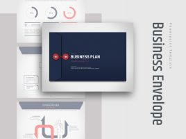 Business Envelope Template