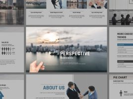 Business Perspective Template Wide