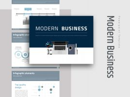 Modern Business PPT Template