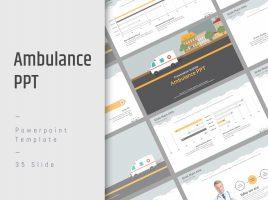 Ambulance PPT Wide