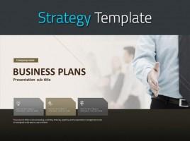 회사 테마 사업계획서 템플릿