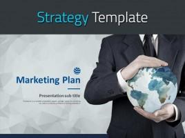 글로벌 마케팅 기획서 템플릿