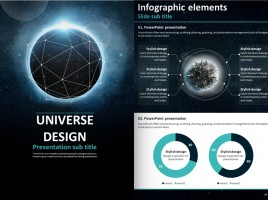 Universe Vertical PPT