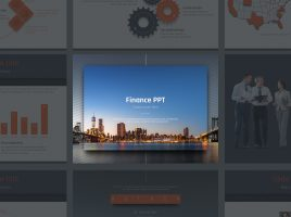 Finance PPT Template