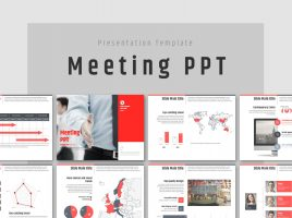 Meeting PPT Template