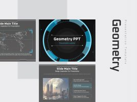 Geometry PPT Template