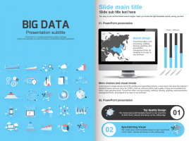 Big Data Vertical Presentation Template
