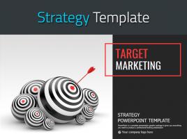 타겟 마케팅 기획서 템플릿