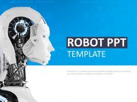 로봇 피피티 템플릿