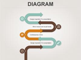 화살표 선형 다이어그램 9