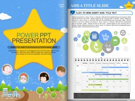 Child Education PowerPoint Templates