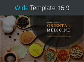 Oriental Medicine Presentation Wide