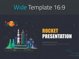 Rocket Presentation Wide