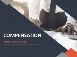 Compensation Animated PPT