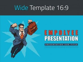 Employee Presentation Wide