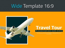 Travel PPT Wide Template