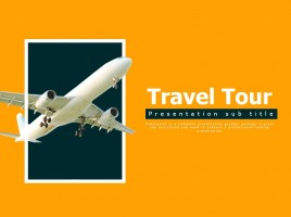 Travel PPT Template