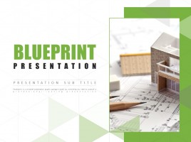 Blueprint Animated Presentation
