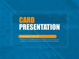 카드 프레젠테이션