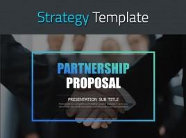 파트너쉽 제안 프레젠테이션